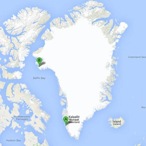17 September 2014 Postcards From Greenland